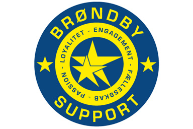 Brøndby Support :