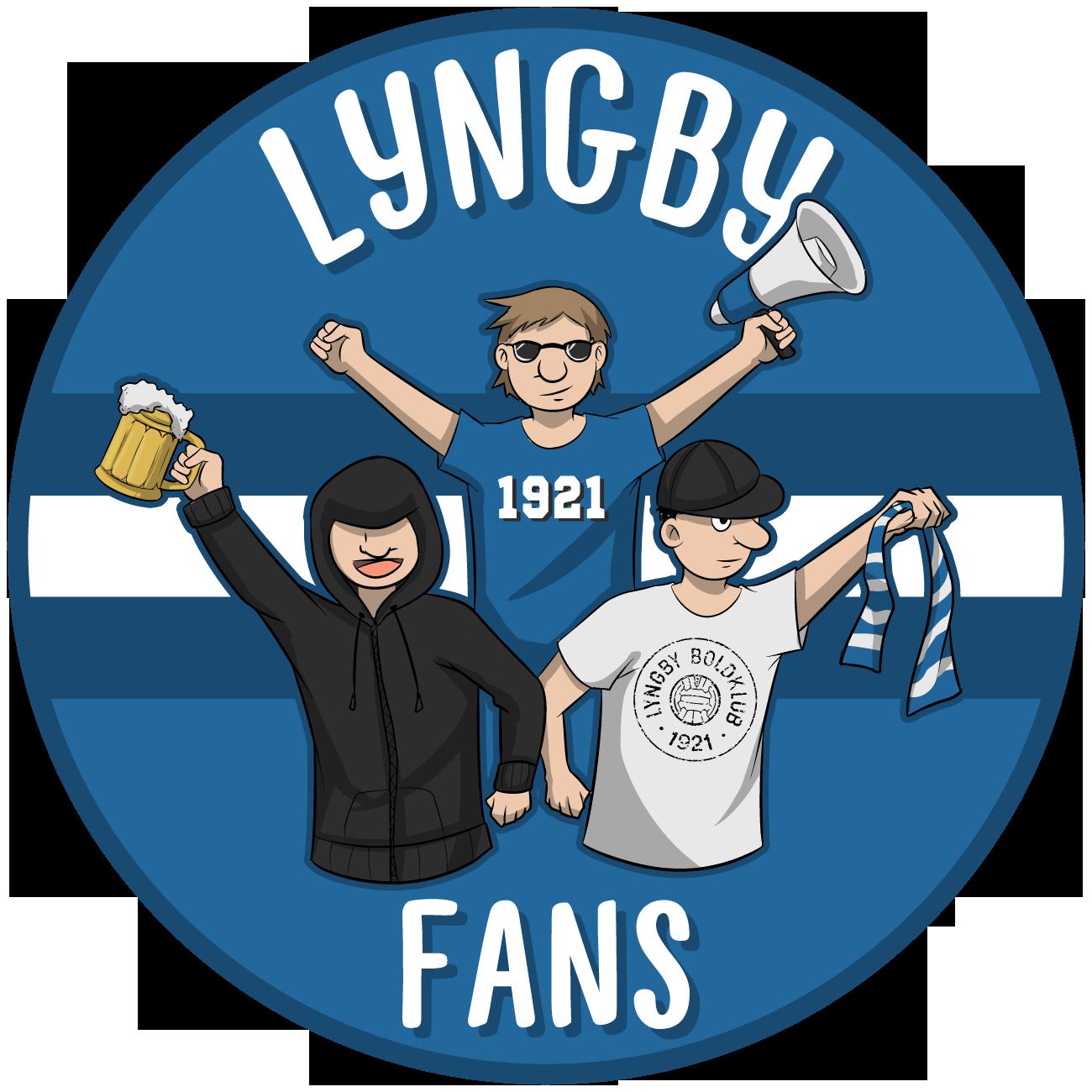 Lyngby Fans :