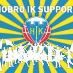 Hobro IK Support logo