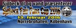 Sjøbeck Fair Fans Cup 2016