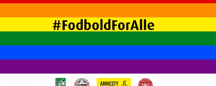 Landsholdsspillere ind i kampen mod homofobi